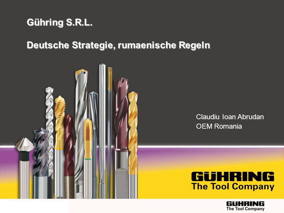 Deutsche Strategie, rumaenische Regeln