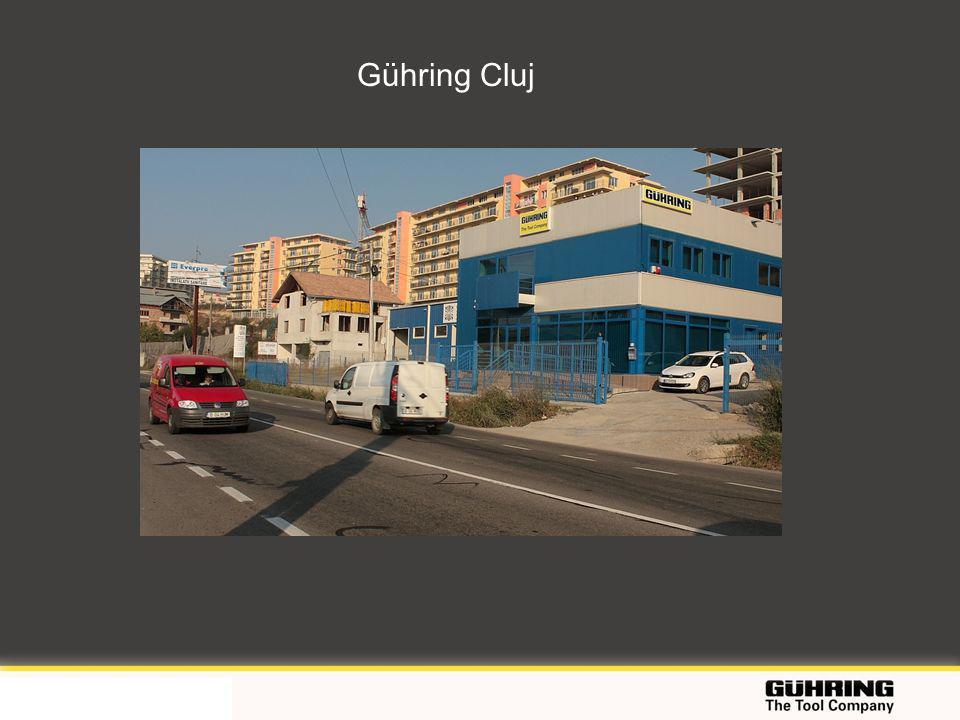 Gühring Cluj 8