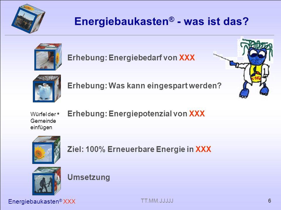 Energiebaukasten® - was ist das