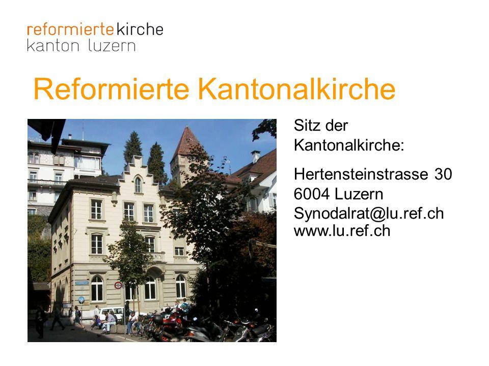 Reformierte Kantonalkirche