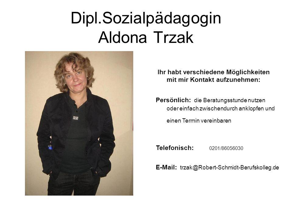 Dipl.Sozialpädagogin Aldona Trzak