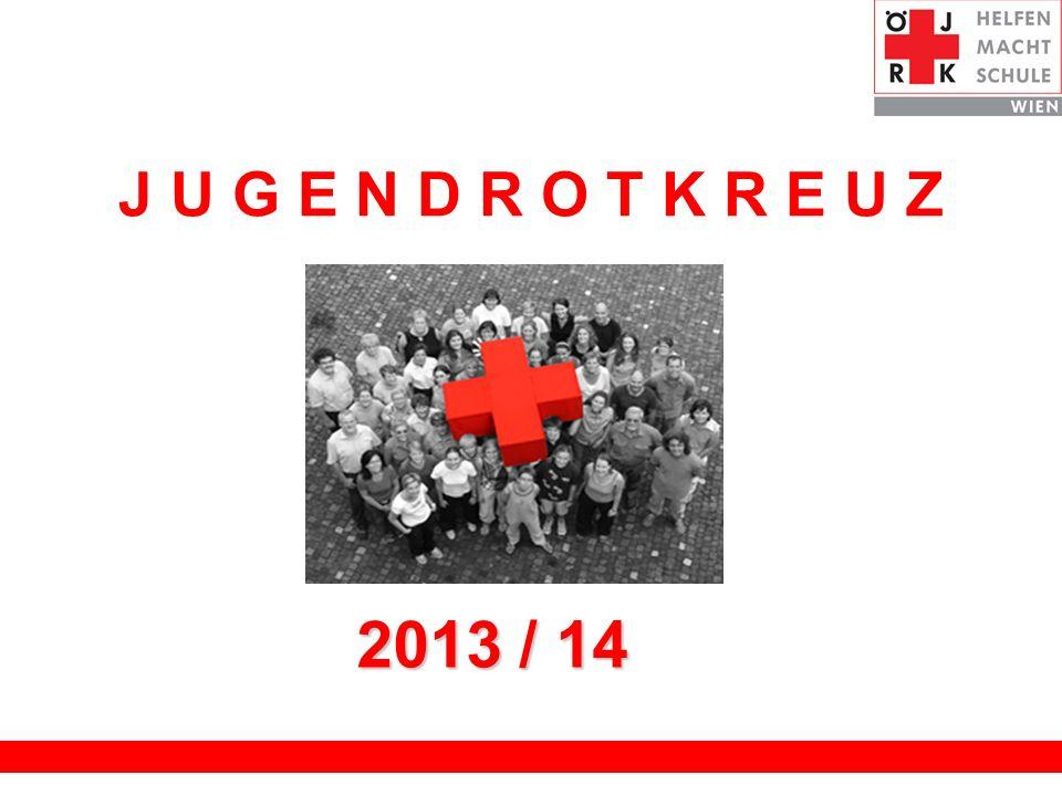 J U G E N D R O T K R E U Z 2013 / 14