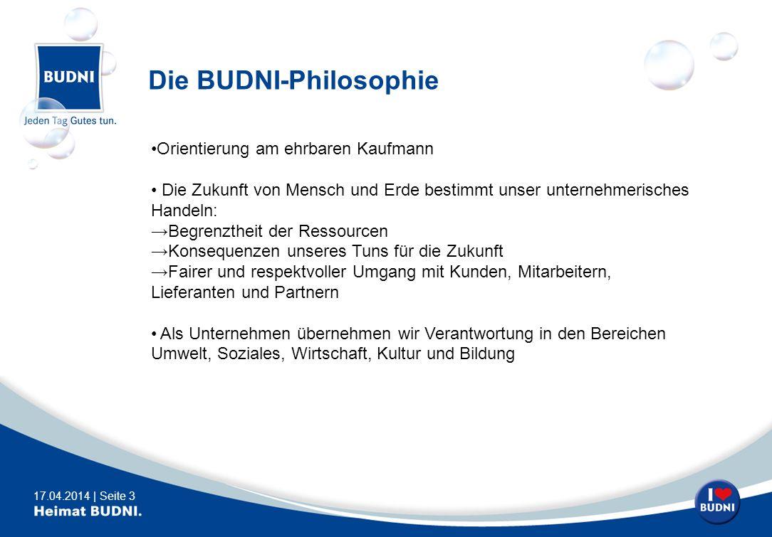 Die BUDNI-Philosophie
