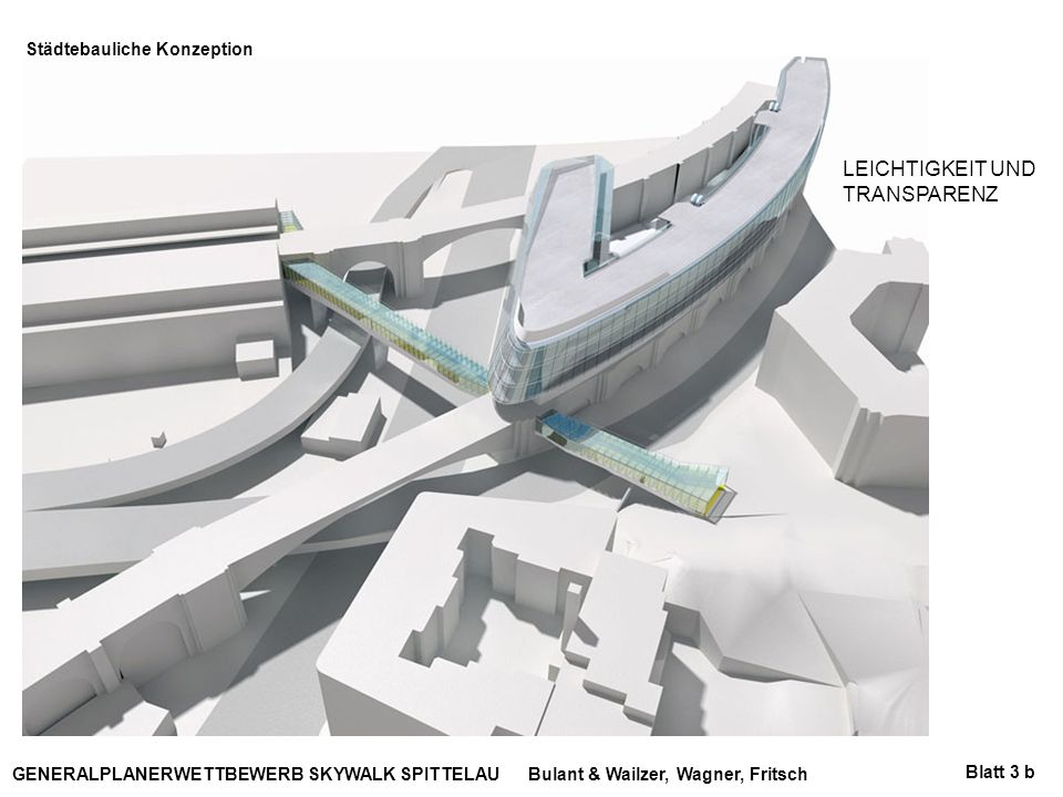 Städtebauliche Konzeption