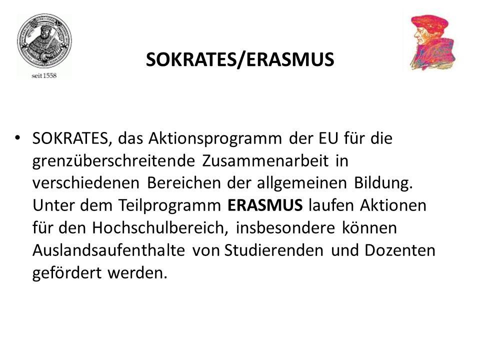 SOKRATES/ERASMUS