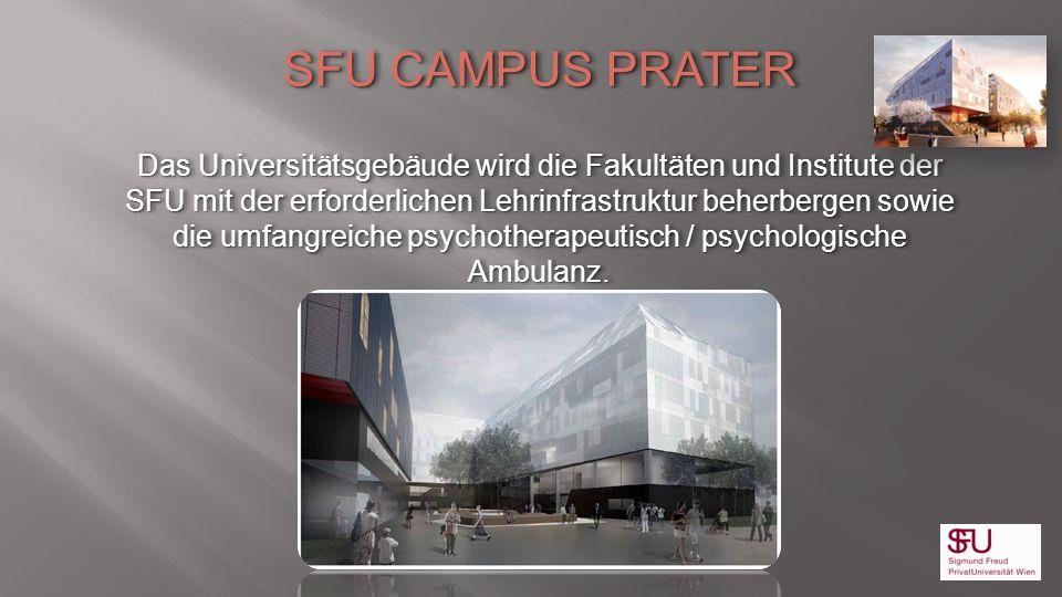 SFU CAMPUS PRATER
