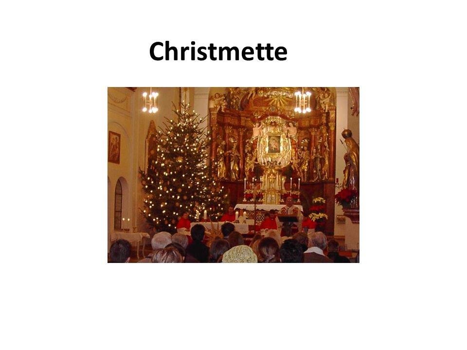 Christmette