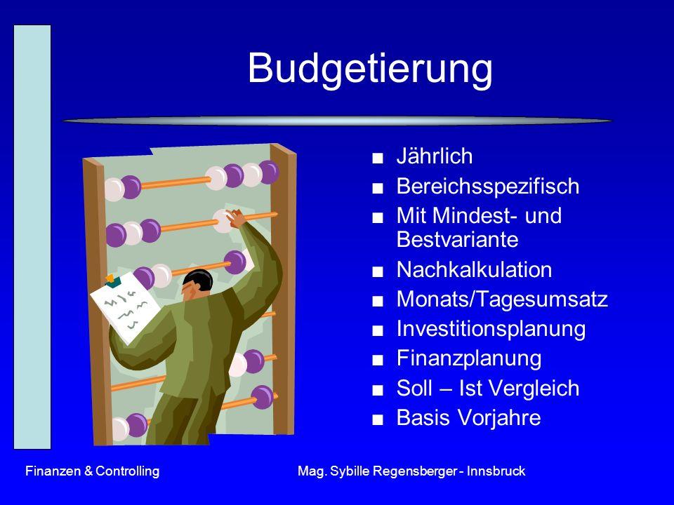 Mag. Sybille Regensberger - Innsbruck
