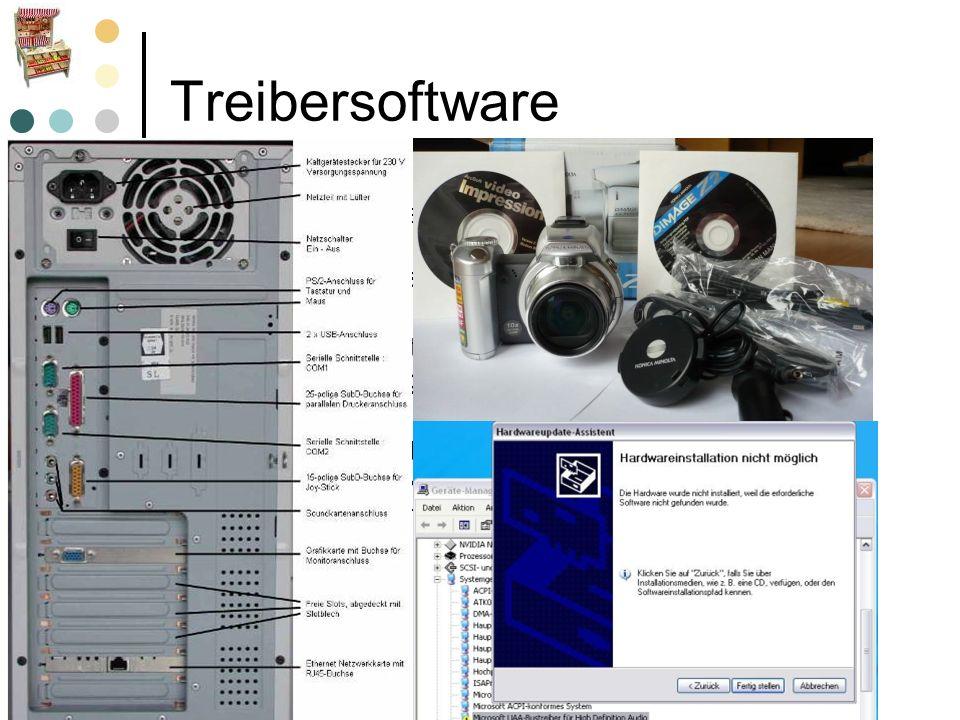 Treibersoftware