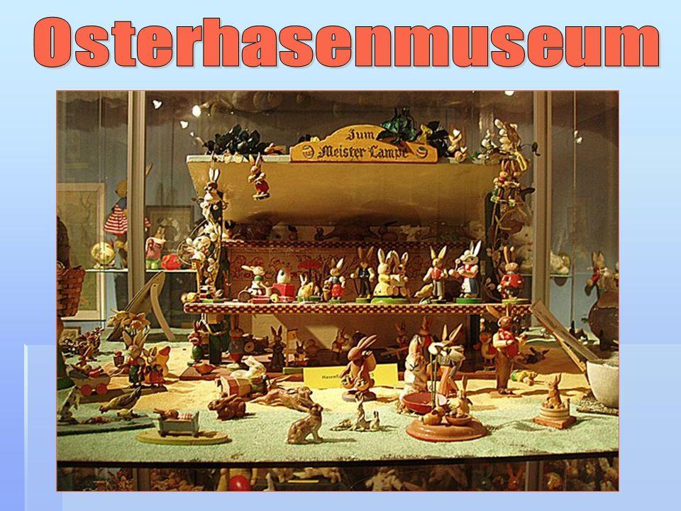 Osterhasenmuseum