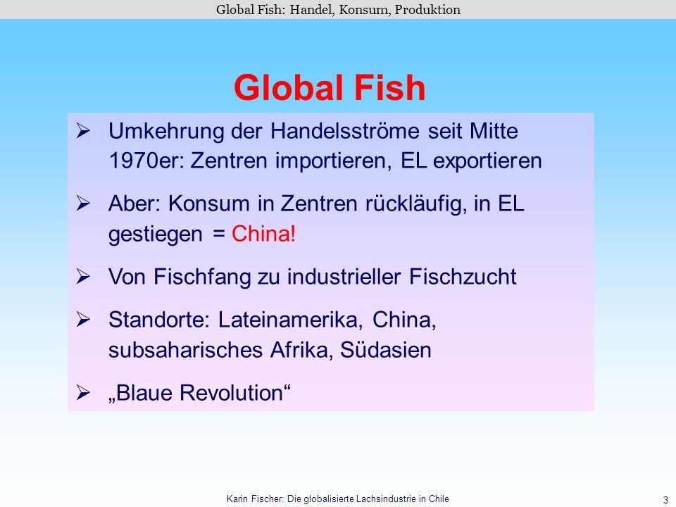 Global Fish: Handel, Konsum, Produktion