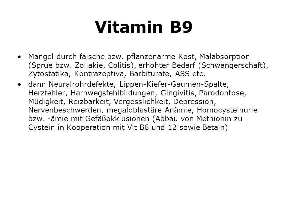 Vitamin B9