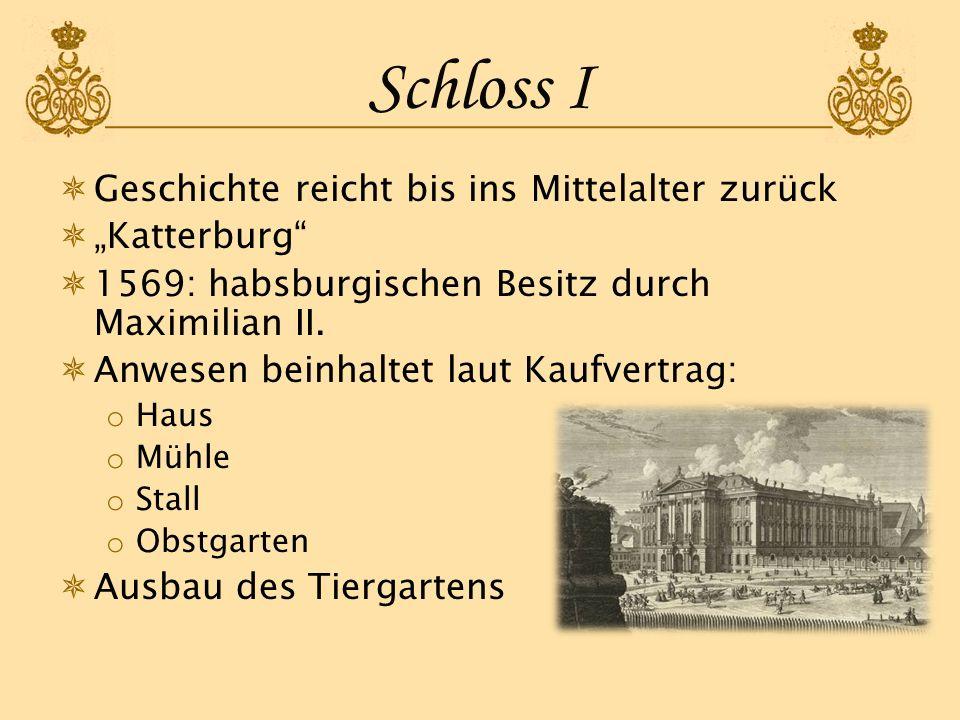 """Schloss I Geschichte reicht bis ins Mittelalter zurück """"Katterburg"""