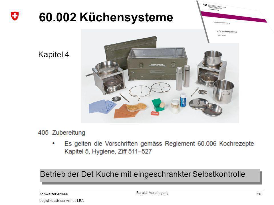 60.002 Küchensysteme Kapitel 4