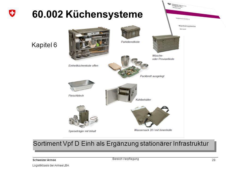 60.002 Küchensysteme Kapitel 6