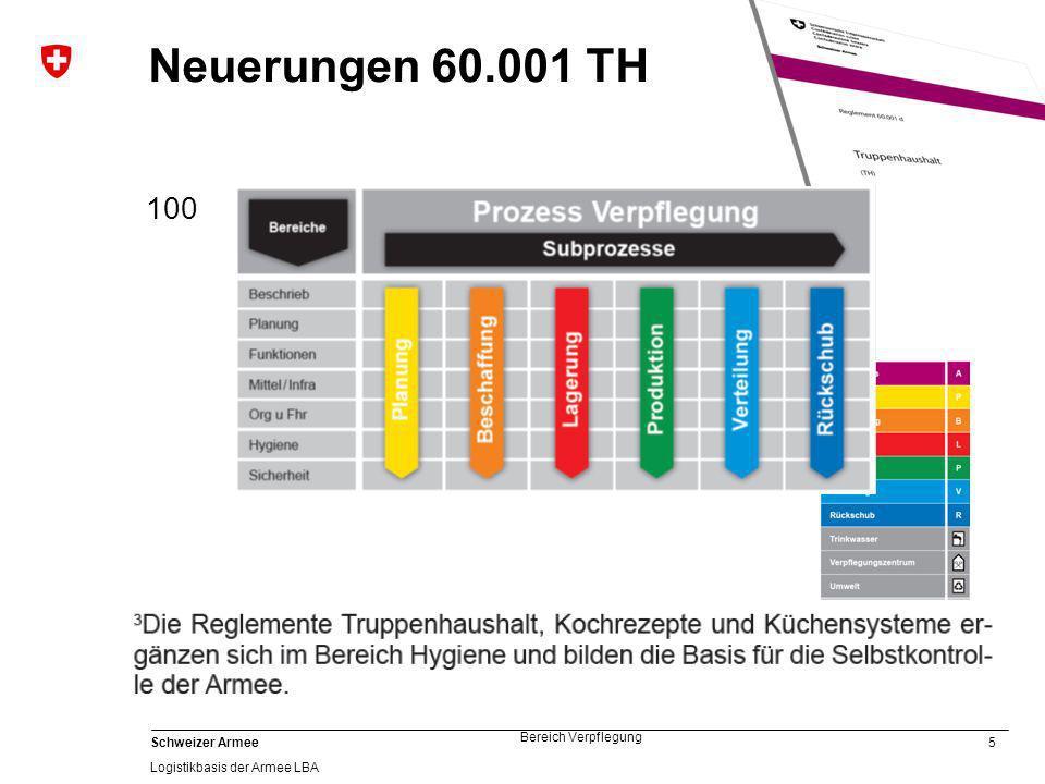 Neuerungen 60.001 TH 100 Trp Koch Det Koch, Trp Buchhalter und NS Of fallen weg