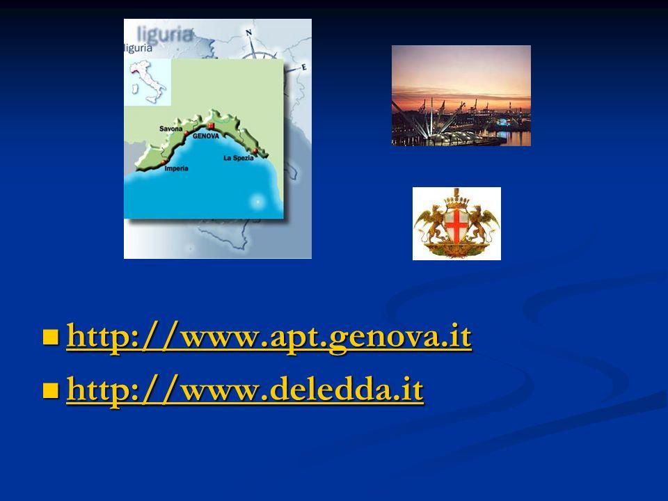 http://www.apt.genova.it http://www.deledda.it