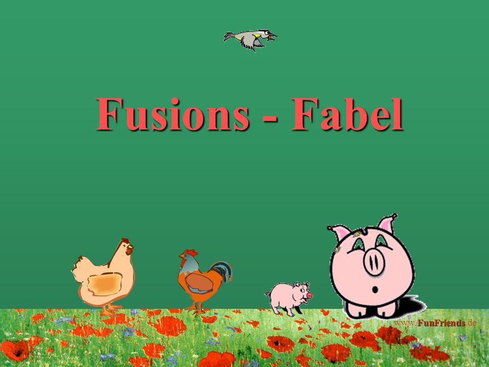 Fusions - Fabel