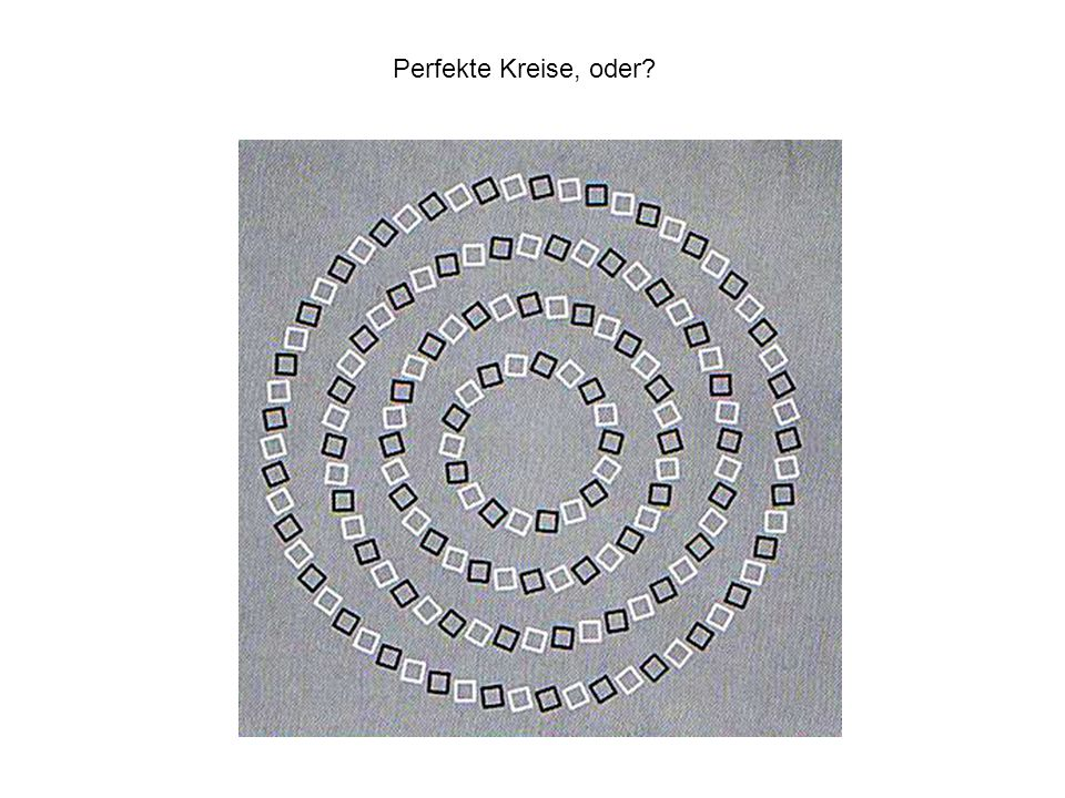 Perfekte Kreise, oder