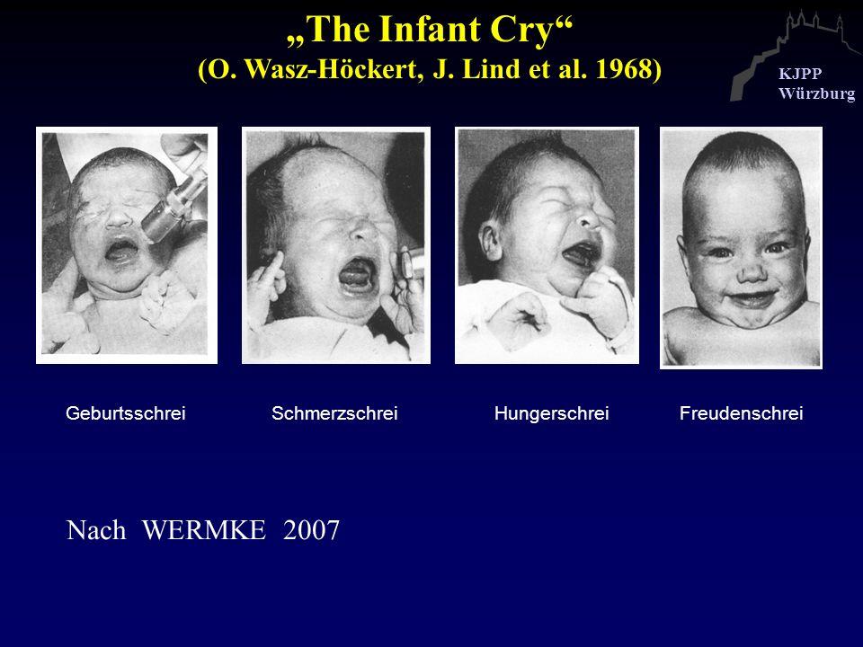 (O. Wasz-Höckert, J. Lind et al. 1968)