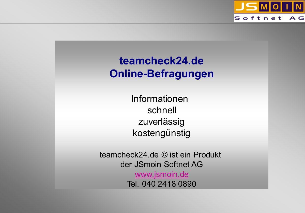 teamcheck24.de © ist ein Produkt