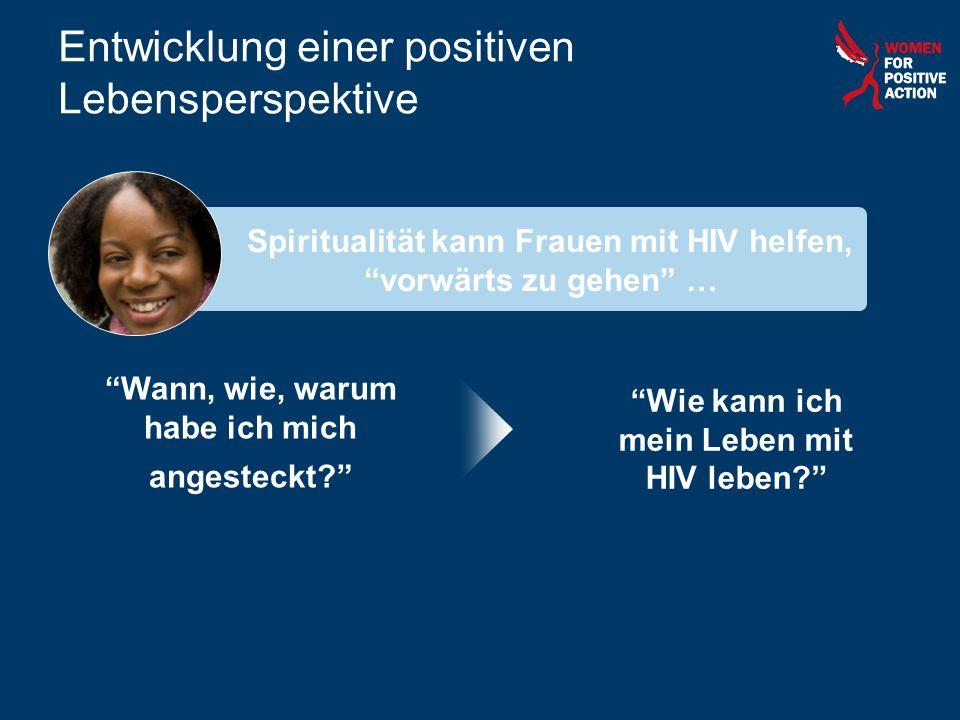 Entwicklung einer positiven Lebensperspektive