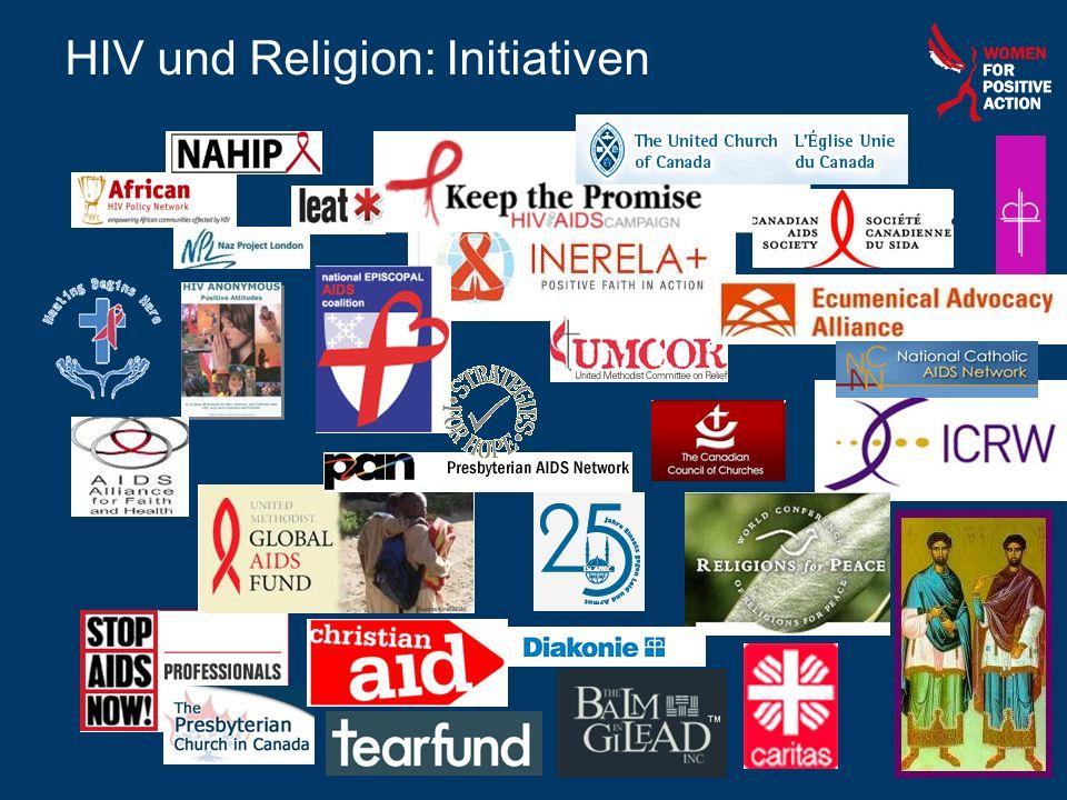 HIV und Religion: Initiativen