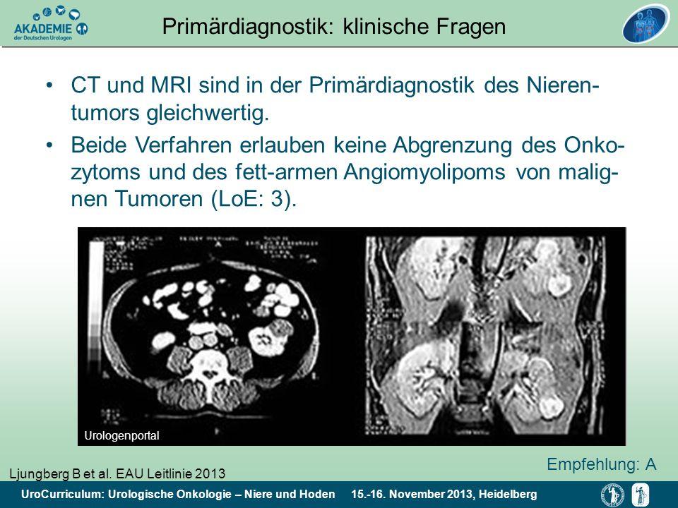 Primärdiagnostik: klinische Fragen