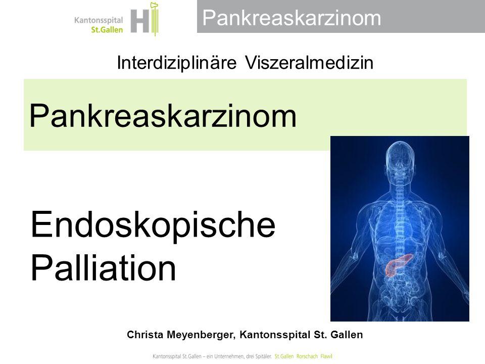 Christa Meyenberger, Kantonsspital St. Gallen