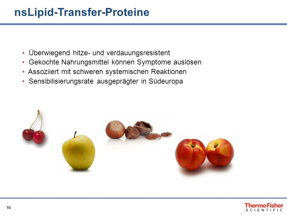 nsLipid-Transfer-Proteine > Risikomarker!