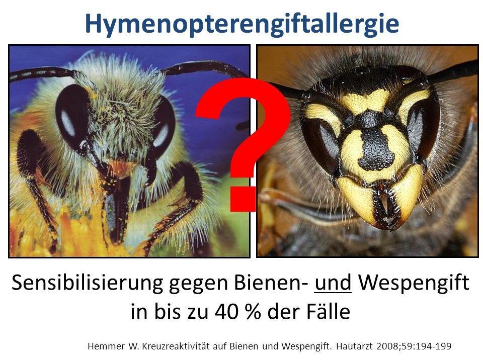 Hymenopterengiftallergie