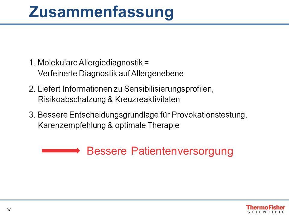 Zusammenfassung Bessere Patientenversorgung