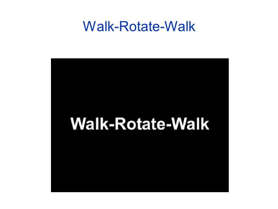 Walk-Rotate-Walk