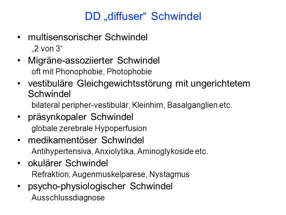 """DD """"diffuser Schwindel"""