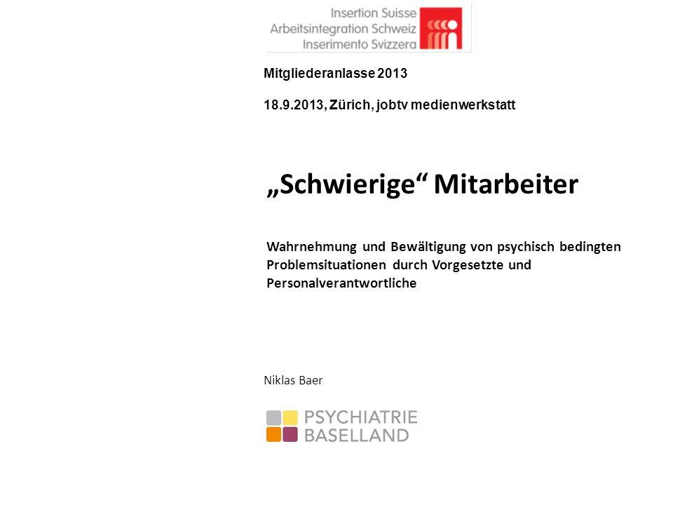 Mitgliederanlasse 2013 18.9.2013, Zürich, jobtv medienwerkstatt.