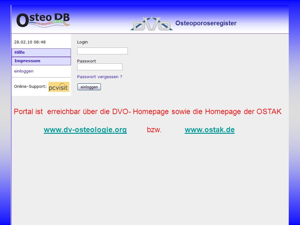 www.dv-osteologie.org bzw. www.ostak.de
