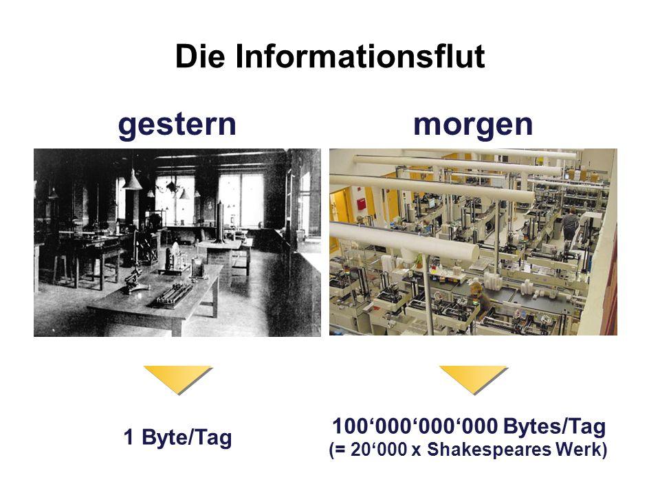 100'000'000'000 Bytes/Tag (= 20'000 x Shakespeares Werk)