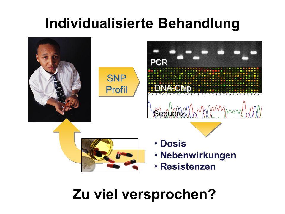Individualisierte Behandlung
