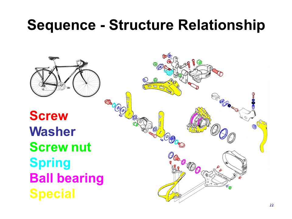 Sequence - Structure Relationship