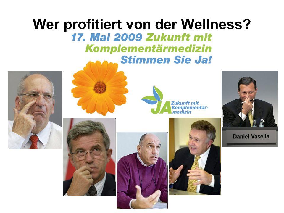 Wer profitiert von der Wellness