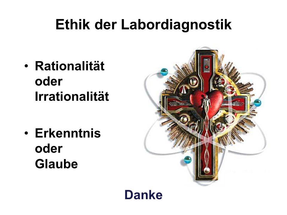 Ethik der Labordiagnostik