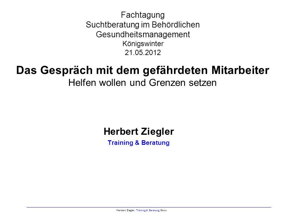 Herbert Ziegler Training & Beratung
