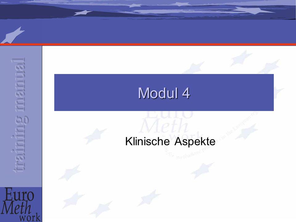 Modul 4 Klinische Aspekte