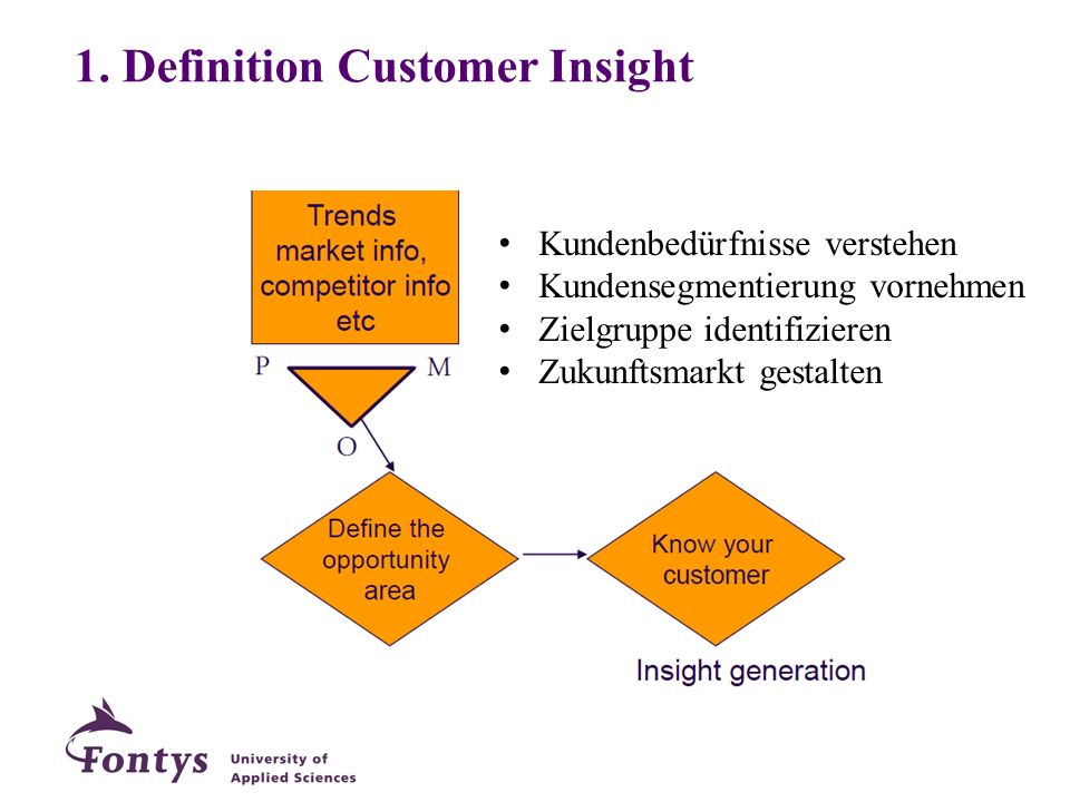 1. Definition Customer Insight