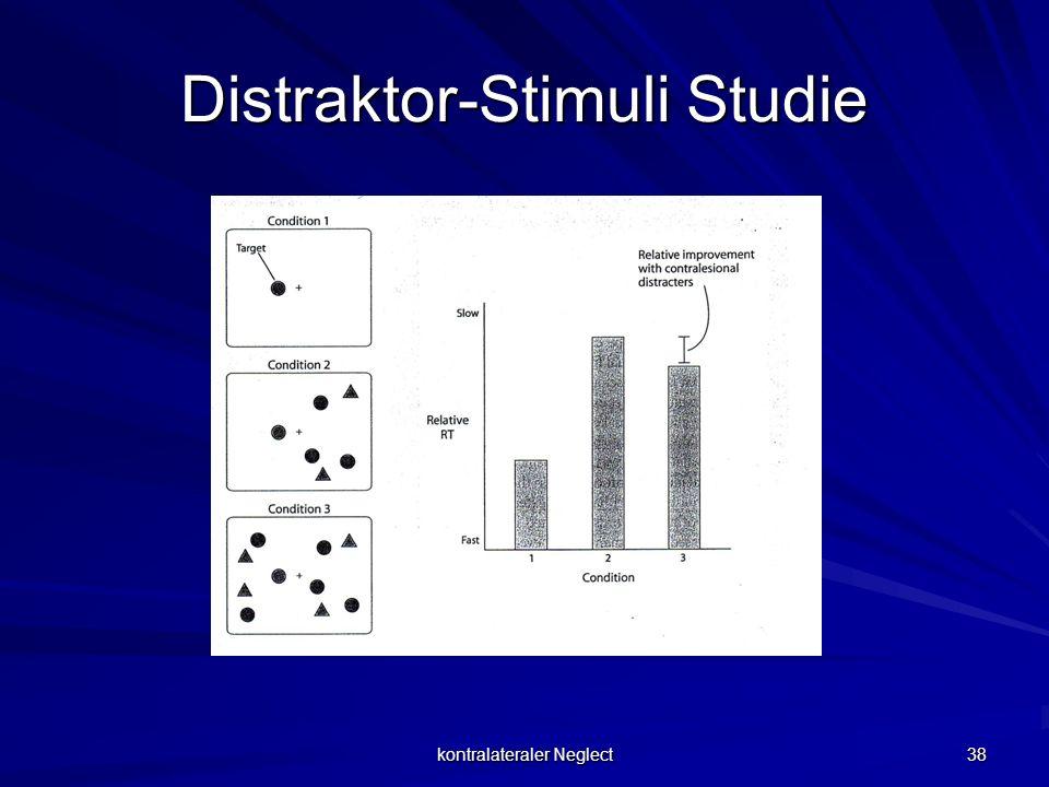 Distraktor-Stimuli Studie