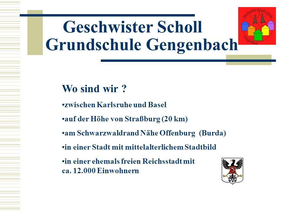 Geschwister Scholl Grundschule Gengenbach