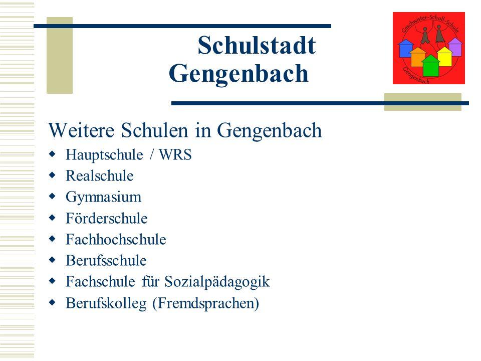 Schulstadt Gengenbach