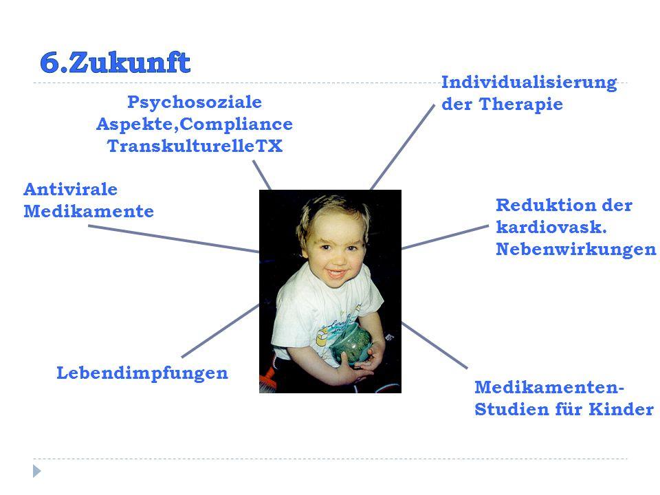 6.Zukunft Individualisierung der Therapie Psychosoziale