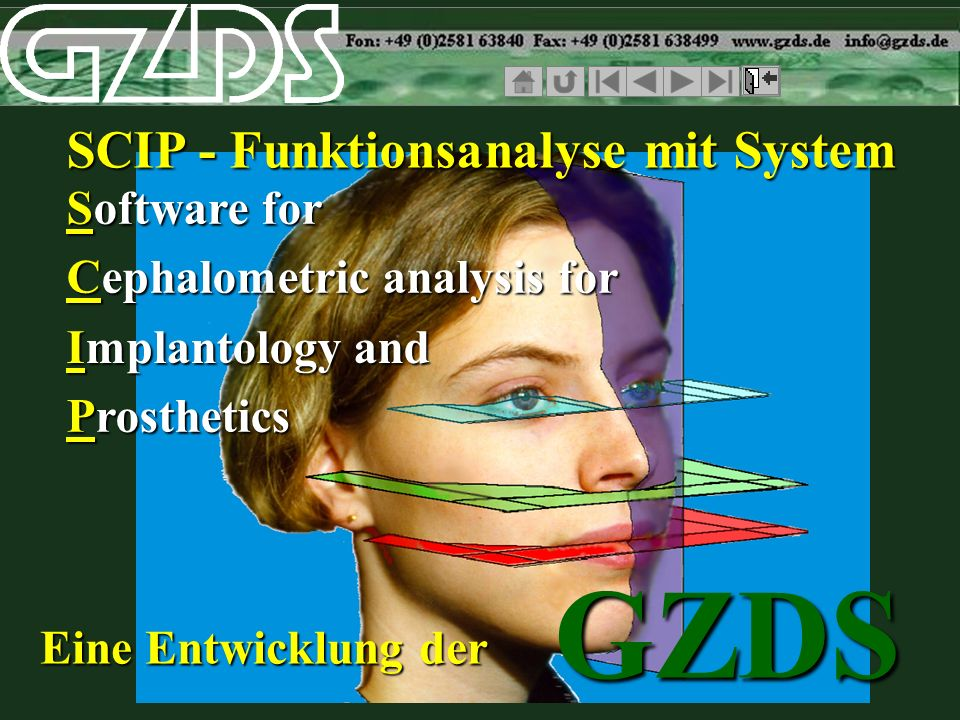 GZDS SCIP - Funktionsanalyse mit System Software for