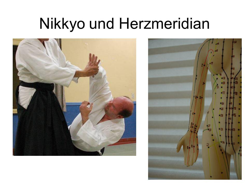 Nikkyo und Herzmeridian